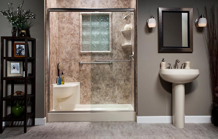 Shower Remodel | Shower Renovation | Remodel Shower | Bath ... on bathroom tub ideas, bathroom shower ideas, bathroom tub surround tile design, rustic shower tile design, bathroom tiles for small bathrooms,